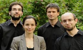 Nádor Terem - Vakok Intézete - BQW - Rondo Quartet - AMK