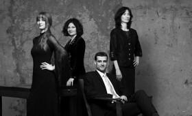Nádor Terem - Vakok Intézete - BQW - Krulik Kvartett