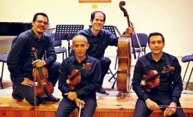 Nádor Terem - Vakok Intézete - BQW - ArtBudapest Quartet