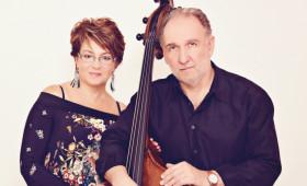 Budapest Music Center - Lakatos Ágnes és Csuhaj-Barna Tibor Voice and Bass, vendég: Ari Erev (ISR)