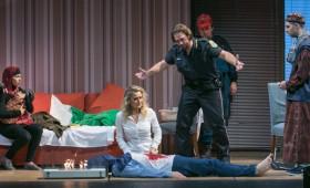 Erkel Színház - A Nyugat lánya