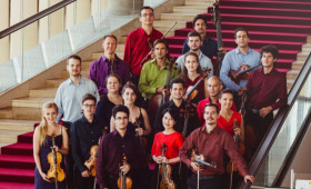 Budapest Music Center - Rados Ferenc és az Anima Musicae Kamarazenekar koncertje
