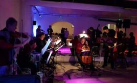Art's Harmony Studio - Élőzenés Milonga del Angel - Május