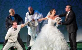 Győri Nemzeti Színház - Különös házasság