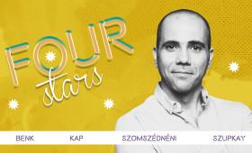 Dumaszínház - FOUR STARS - Beliczai, Csenki, Kap, Szupkay, vendég: Lakatos László