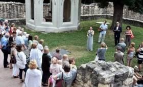 Margitsziget Szabadtéri Színpad - Szépirodalom és szépművészet Szent Margit szigetén - irodalmi séta