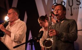 Budapest Music Center - Dresch Quartet, vendég: Chris Potter (USA)