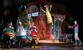 Új Színház - A Nagy Ho-ho-ho-horgász télen-nyáron