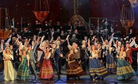 Budapesti Operettszínház - Operettgála