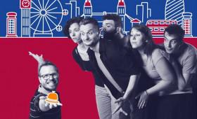IMPRÓ - Budapest Improv Show with Flavien Reppert