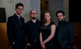 Budapest Music Center - Classicus Quartet: Das Wohltemperierte Streichquartett 4. – D