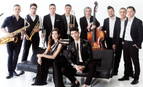 Orfeum Club - Koncert + Tapas tál - SwingHeart - GroupnSwing koncert
