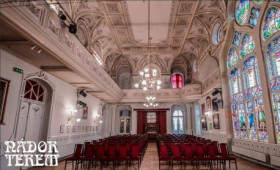 Nádor Terem - Vakok Intézete - Zenei iskolák 2. - berlini iskola