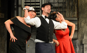 Veres 1 Színház - Vajda-Fábri: Anconai szerelmesek