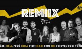 ITT ÉS MOST TÁRSULAT - Remix