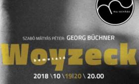 MU Színház - Szabó Mátyás Péter: Georg Büchner: Woyzeck