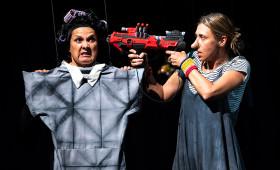 Magvető Café - A MEGMENTŐ - színházi előadás